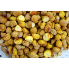 IQF frozen chestnut price per kg peeled chestnut cut
